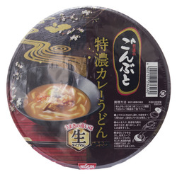 12895 nissin gonbuto extra rich curry udon