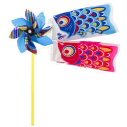 12960 childrens day koinobori carp streamer