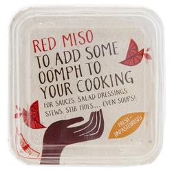 12980 tideford organics fresh red miso