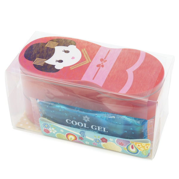 japan centre bento lunch box red maihime pattern bento boxes. Black Bedroom Furniture Sets. Home Design Ideas