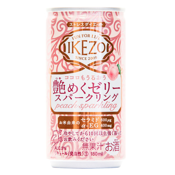 Japan Centre - Ozeki IKEZO Sparkling Jelly Peach Sake ...