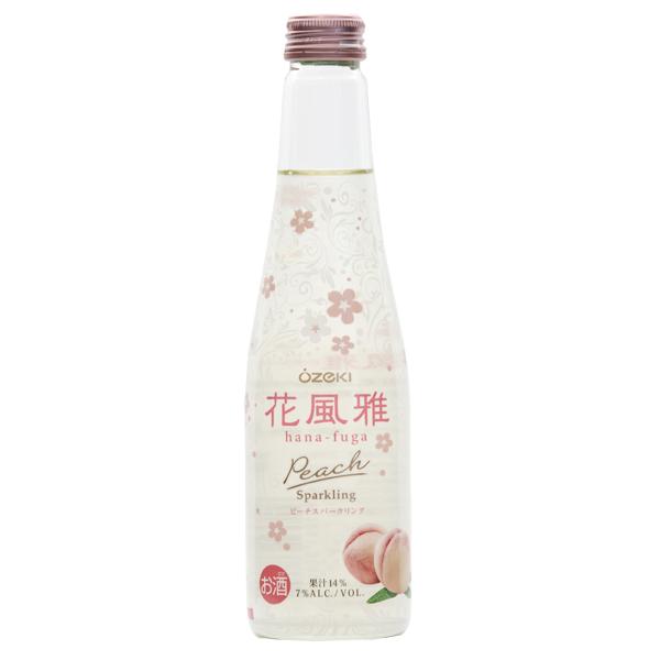 Japan Centre - Ozeki Hana-fuga Peach Sparkling Sake ...