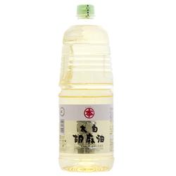 13039 maruhon mild unroasted sesame oil