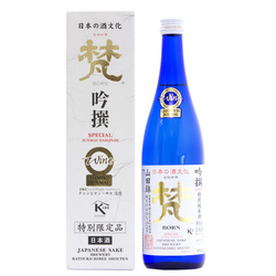 13066 katokichibee shouten born ginsen junmai sake