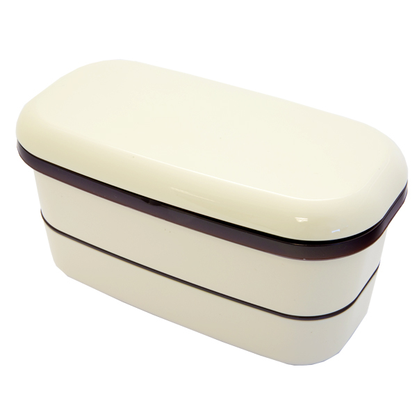 japan centre glit brillia beige bento lunchbox japan centre. Black Bedroom Furniture Sets. Home Design Ideas