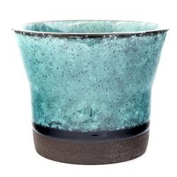13075 ceramic teacup turquoise