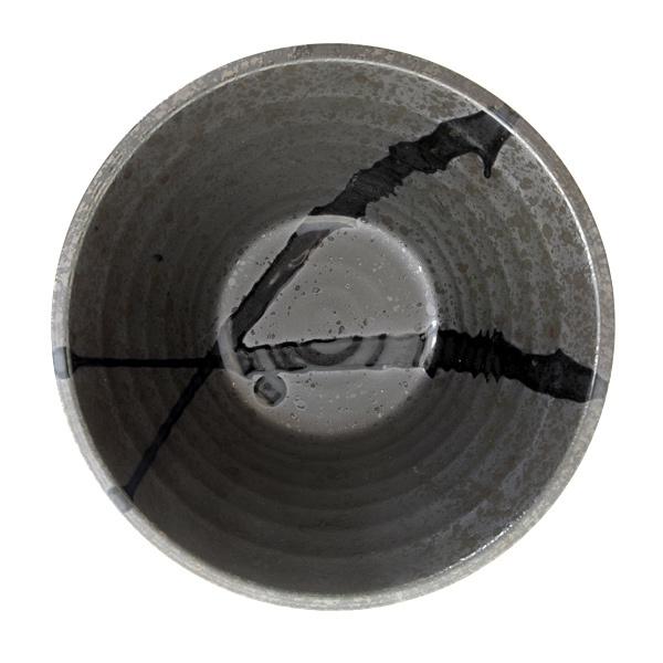 13274 ceramic noodle bowl   black 2