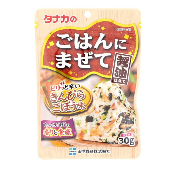 13381 tanaka furikake spicy kinpira burdock rice seasoning