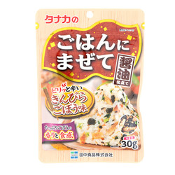 13381 tanaka furikake spicy kinpira burdock rice seasoning