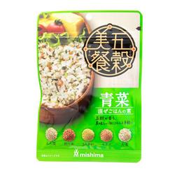 13418 mishima multigrain with napa cabbage furikake rice seasoning