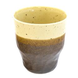 13234 ceramic cup   off whi
