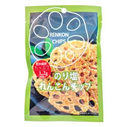 13463 sokan salted nori seaweed lotus root crisps