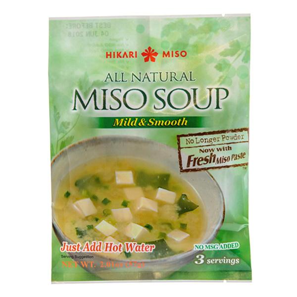 13472 hikari miso soup  mild   smooth