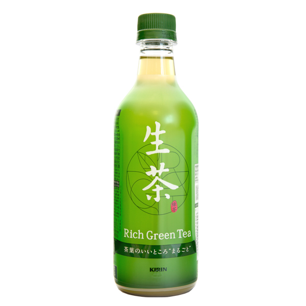 13475 kirin rich green tea