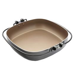 13467 tamahashi aluminium sukiyaki pan  2