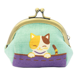 13551 mini cat coin purse  1