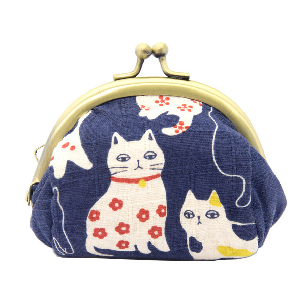 13552 mini cat coin purse blase