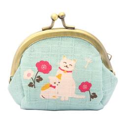 13553 mini cat coin purse meadow 2
