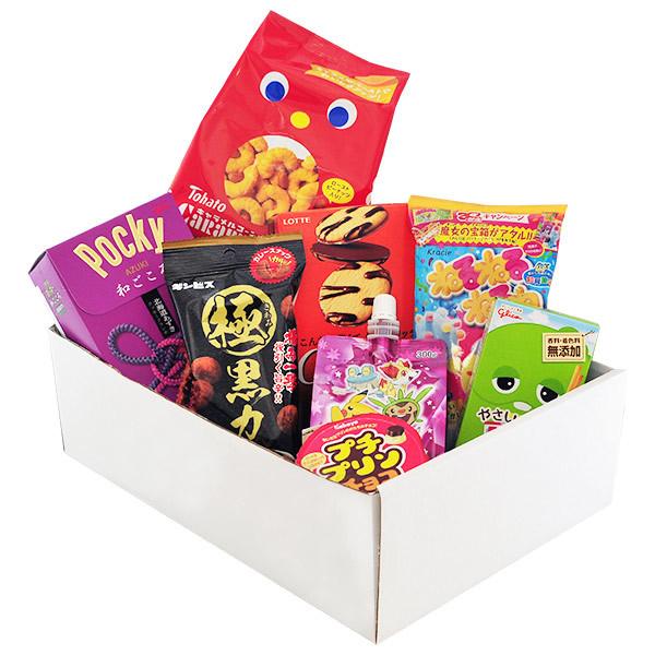 Standard snackbox august