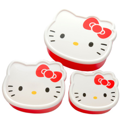13591 hk bento box set of 3