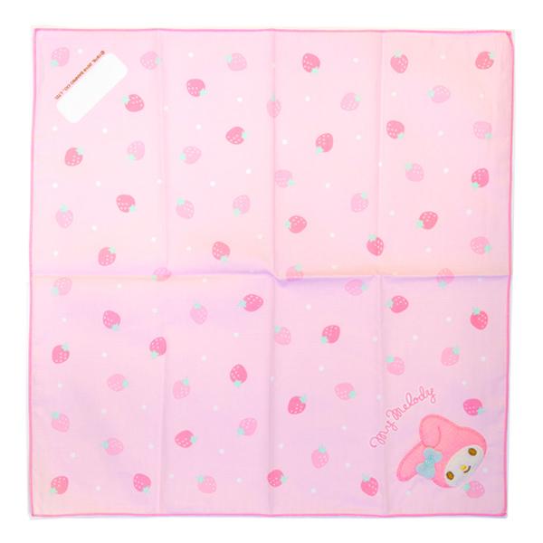 13619 sanrio mm handkerchief