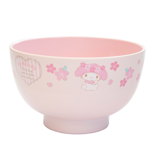 My melody miso soup bowl