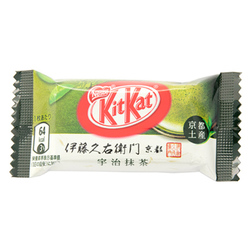 Kit kat uji matcha single