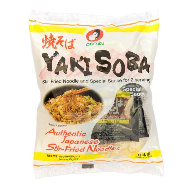 13628 otafuku yakisoba noodles with sauce