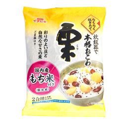 13644 ichibki red bean and chestnut rice