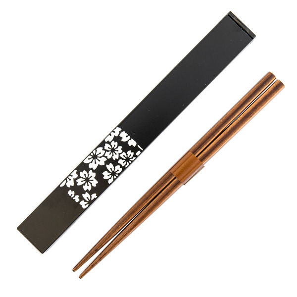 13660 bento chopsticks with case
