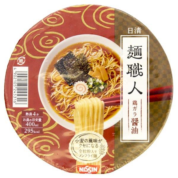 6106 nissin menshokuhin chicken soy sauce ramen