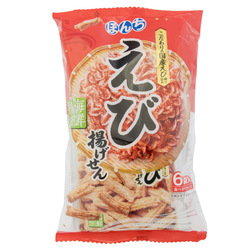 13682 bonchi prawn fried rice crackers