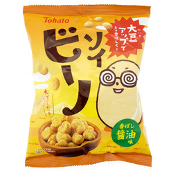 13695 tohato soy bean flavour snacks