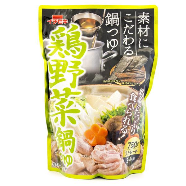 5749 ichibiki chicken   veg nabe hotpot soup base