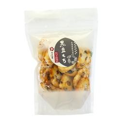 13719 sakurado chewy black bean rice crackers