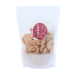 13720 sakurado perilla flavoured rice crackers