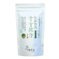 13744 snow aged green tea