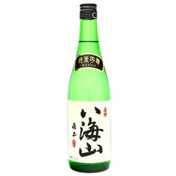 13752 hakkai jozo junmai ginjo sake