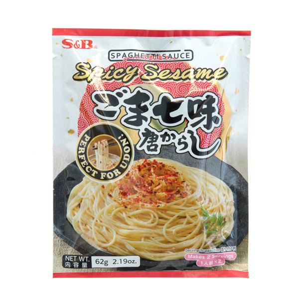 13758 s b spicy sesame spaghetti sauce