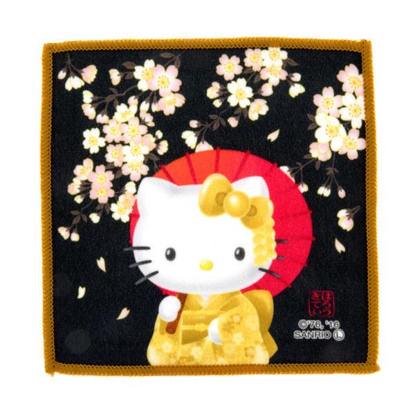 13791 sanrio hk cloth coaster