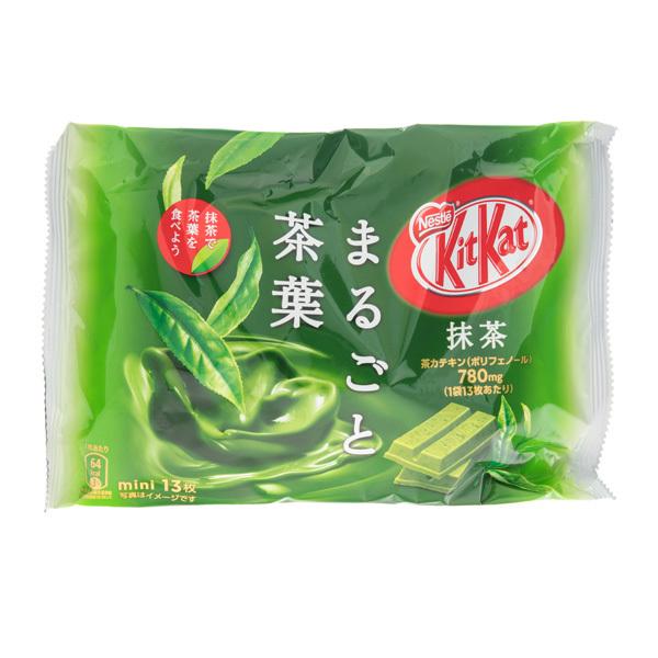 13808 nestle kitkat mini share pack   whole leaves