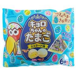 13813 morinaga custard cream choco eggs