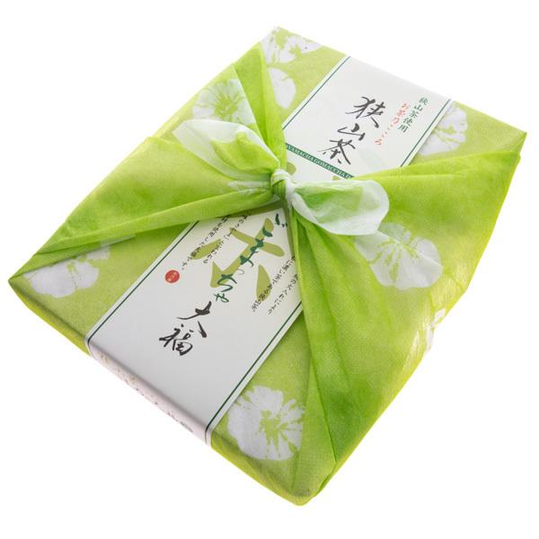 13847 nagatoya green tea and sesame daifuku