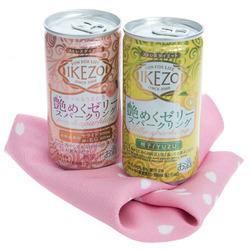 13850 sakura spring sparkling jelly sake set