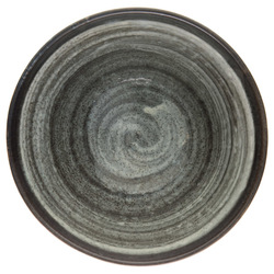 13882 ceramic rice bowl  top view