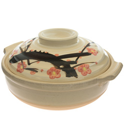 13883 ceramic donabe cooking pot