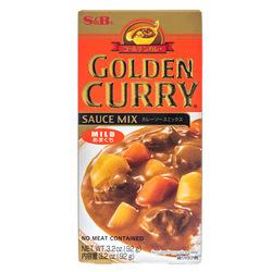 3819 s b golden curry mild