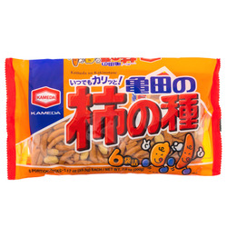 13905 kamedaseika kaki no tane spicy rice crackers