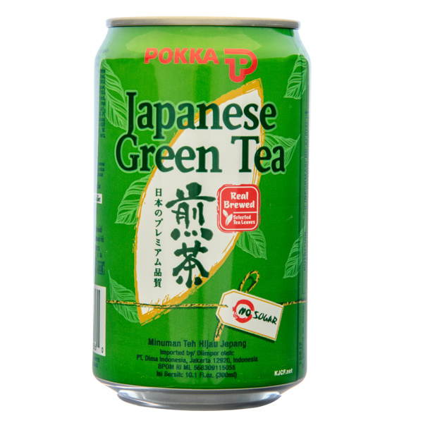 1315 pokka japanese green tea