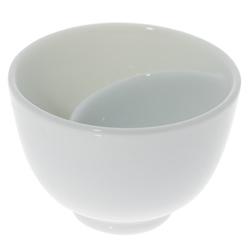 13964 ceramic sake ochoko cup  swirl 2